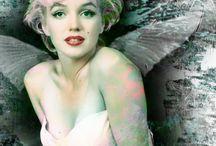Ángeles / Me llamo Mª de los Ángeles como mi abuela y este tablero es para todo lo que tiene Ángel y tienen los ángeles.