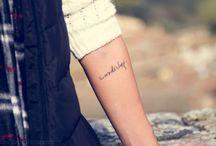 Wanderslust Tattoo