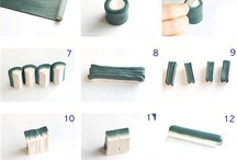 polymer clay tuto