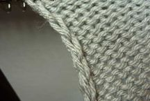 Pattern Ideas / Some inspiration for knitting pattern shapes and ideas.