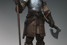 Mercenary/Warrior