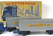 Matchbox y Dinky coches