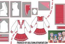 cosplay pattern