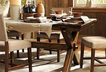 Dining Room Decor Ideas / by Henrietta Welch