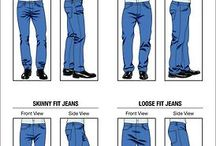 Jeans Guide / Jeans type