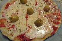 pizza s horno