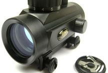 Red Green Blue-Dot Sight-Scope / Aimpoint-High Mount ST-1 Tan Micro Solar Red Dot Sight With Solar Cell For Rifle