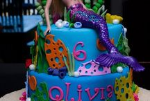 Stella's 5 year old mermaid party