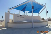 Sun Shades / Custom Awnings, Solar Screens, Shade Structures, and Retractables