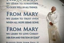 Quotes from Mary