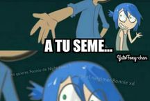 five night at fredy anime