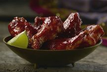 Barbeque Chicken Wings Recipe