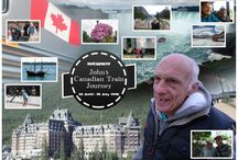 IDCM1617 John's Canadian Train Journey / 26 June - 15 July 2016 ( 20 Days/19 Nights )