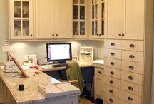 Dreaming of a Home Office / by Jen {CoffeeMomJen}