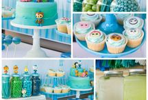 Octonauts Birthday / by Jenn Peacock