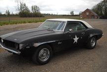 Stylo / Chevrolet Camaro Stylo 1969 najwspanialsza i najlepsza maszyna na całym świecie. Oraz inne modele SS, RS