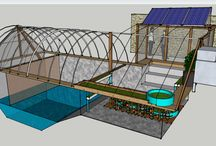 Creative Pool Transformations / Whether it's out of service, working beautifully or ready for rehab, your pool can allow for some outside-the-box transformations that could really spice up your backyard.