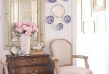 Le Country Chic! / My love of country chic home decor and design.