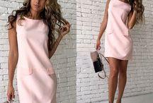 ροζ φορεματακι