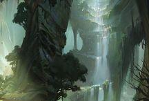 D&D Landscapes