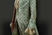 18th Century Fashion / For our France trip in 2 yearns