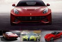 Ferrari Windshield Skin / Sales Sheet