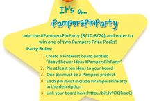 #PampersPinParty / by Jenn Kurpgeweit