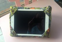 Weighted ipad cushion