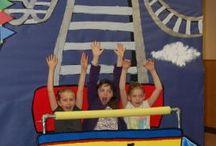 huvipuisto sirkus