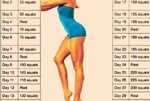 Fitness routines / Squats
