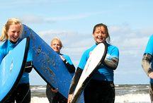 Surfen / Kitesurfen & Golfsurfen