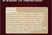 Interesting facts(: