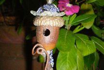 Fairylands / Creating a fairyland in my garden