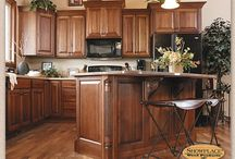 Compact but Graceful - Showplace Cabinets / Covington and Pendleton W Door Styles