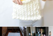 Easy knitted patterns