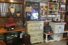 Artfully TLC / Best of the creations from Artfully TLC. Finds, vintage, furniture. Miss Lillian's Chock Paint, style, retro