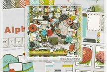 Vintage Sprout  / Scrap Orchard Designers
