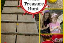 Fun games & activities - Kids & Family / Fun games and activities to keep the kids entertained