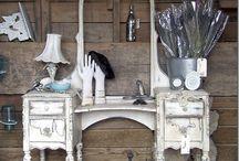 Upgrade antique furniture