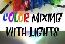 mixing colors preschool