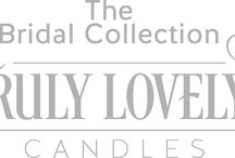 The Bridal Collection / Three beautiful scents especially blended for your special day!