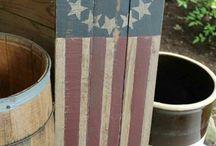 Primitive Americana / Celebrate America