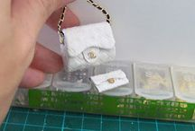 Miniature bags etc