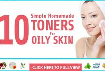 skin toning for oily skin