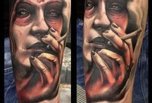 Just Plain Bad Ass Tattoos  / by Tattoo .com