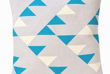 Cojines geométricos