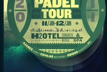Padel / by Victor Gonzalez Canito