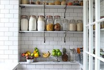 HOUSE: Kitchen pantry