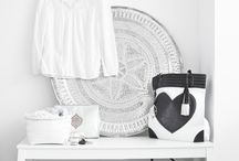 L'♡ * Black and White *
