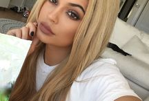 Kylie jenner make-up